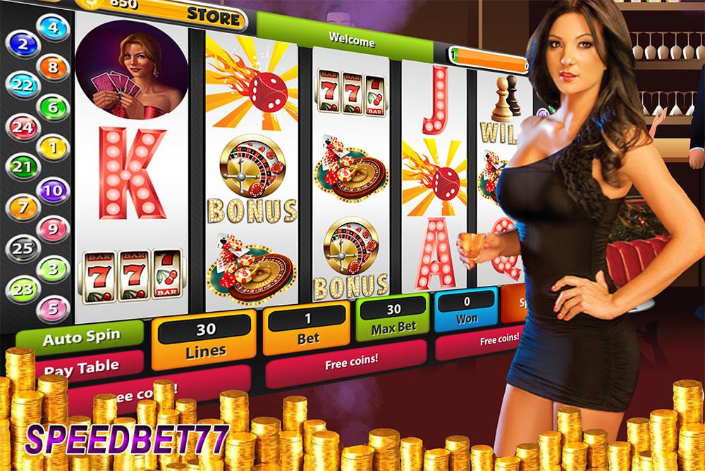 Bonus Pada Game Judi Slot Online