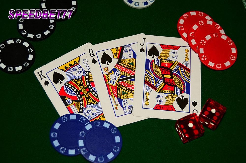 Judi Poker 3 Kartu