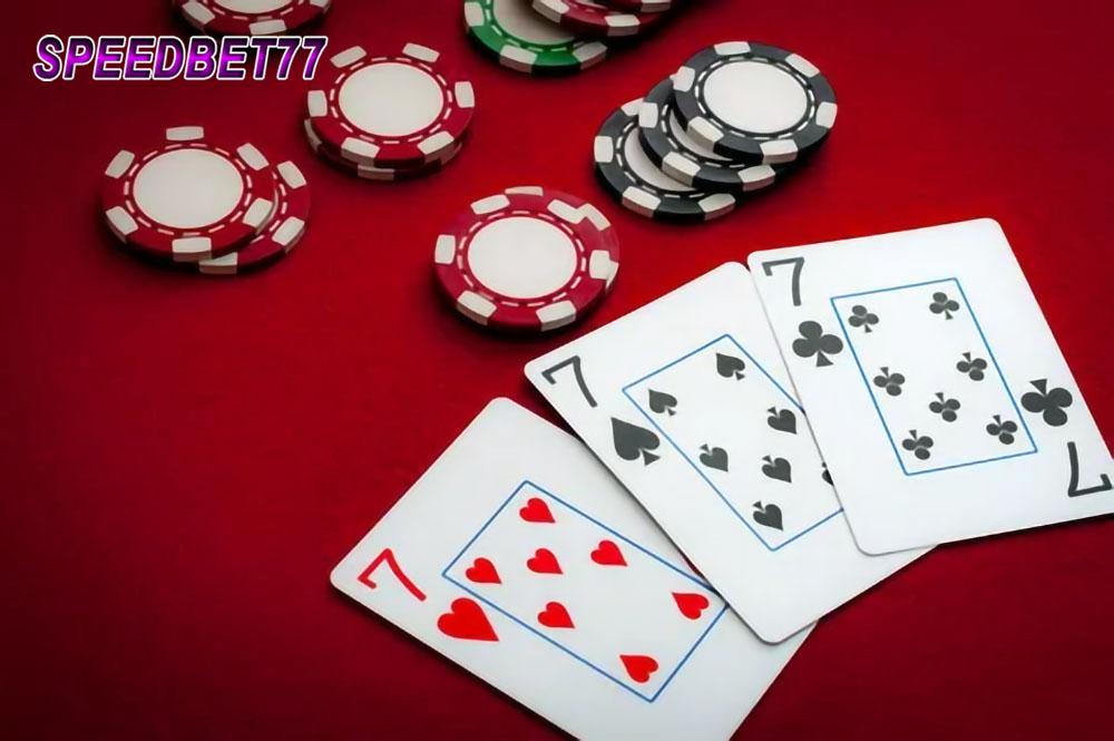 Menangkan Judi Poker 3 Kartu Hanya Di Agen Casino Sbobet