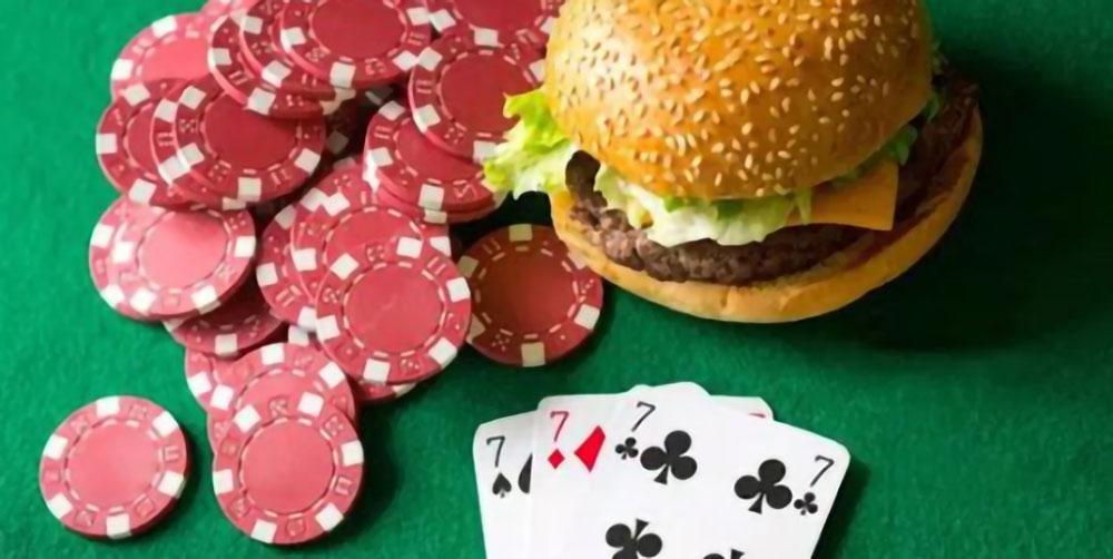Makanan Sebelum Berjudi Dan Saat Dalam Permainan
