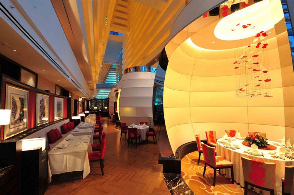 Restoran Fine Dining Di Kasino