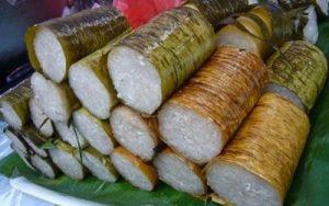 Nasi Bambu Khas Ambon