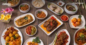 Resep Masakan Padang Asli Paling Populer dan Lezat
