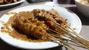 Sate Martawi Cilacap