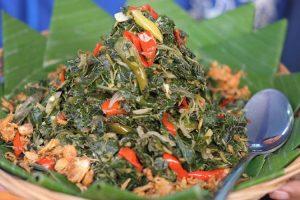 Sayuran Rumpu Rampe NTT