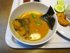 Gulai Tepek Ikan