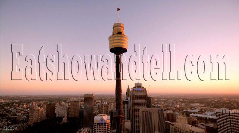 Panduan Lengkap Apabila Anda Berwisata di Menara Sydney