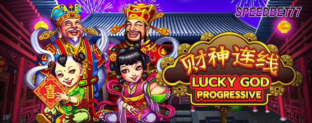 Game Judi Slot Online Lucky God