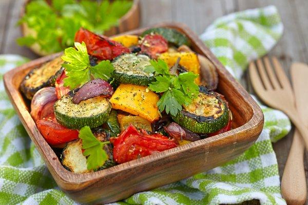 Makanan Yang Cocok Untuk Orang Vegetarian