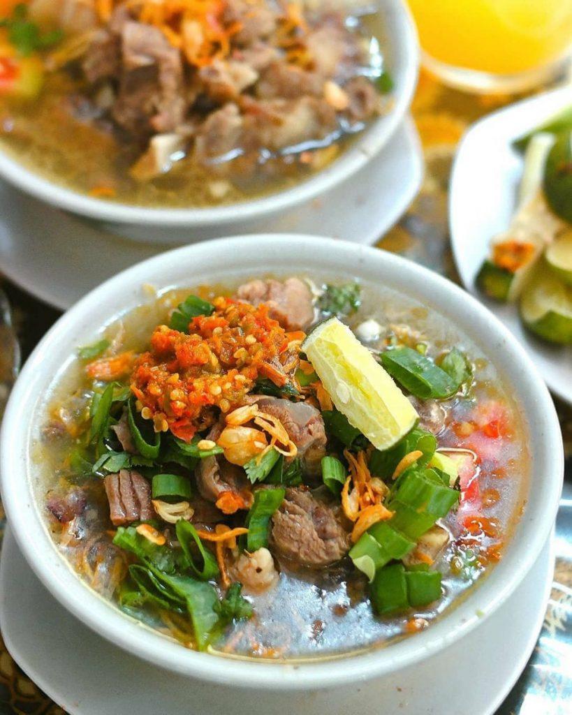 Masakan Berkuah Yang Khas Dari Indonesia