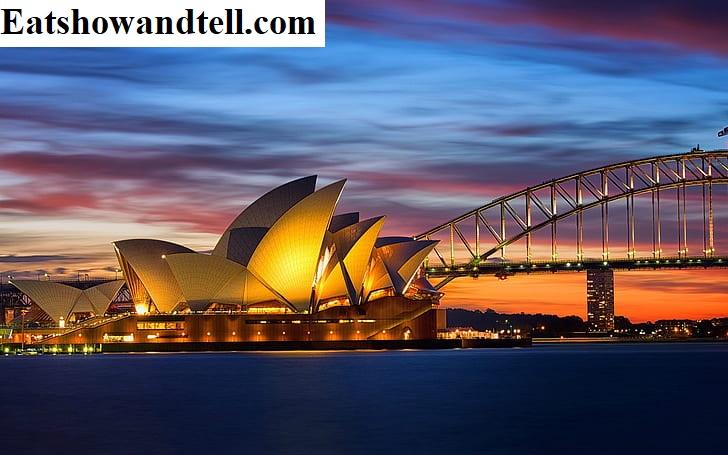 Tempat Fotografi Terbaik Untuk Pemandangan Langit Sydney