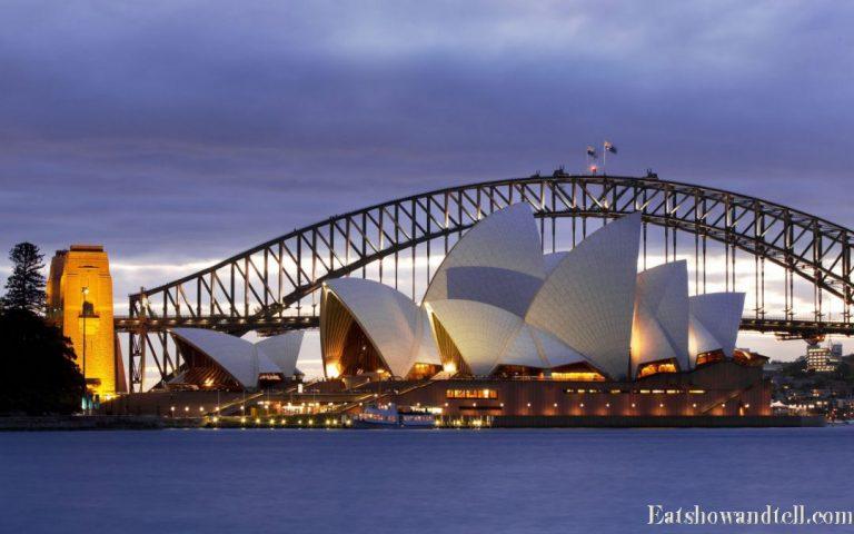 Tempat Mengambil Foto Terbaik Di Pelabuhan Sydney